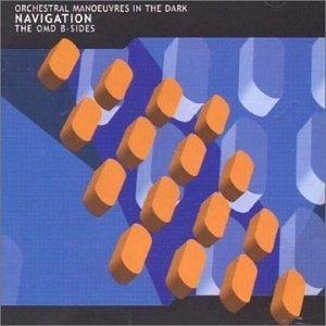 Navigation: The OMD B-Sides album cover