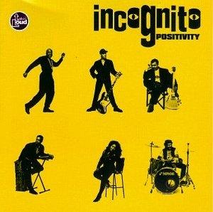 Positivity album cover