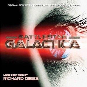 Battlestar Galactica: Original Soundtrack From The Sci-Fi Channel Miniseries album cover