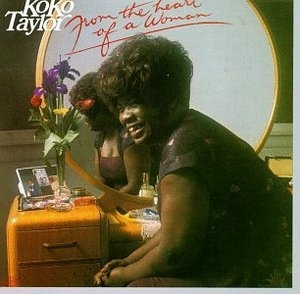 From The Heart Of A Woman album cover