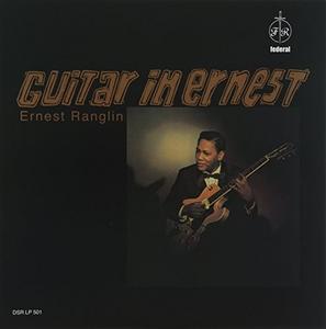 Guitar In Ernest album cover