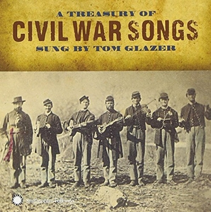 A Treasury Of Civil War Songs album cover