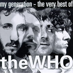 My Generation: The Very Best Of The Who (MCA) album cover