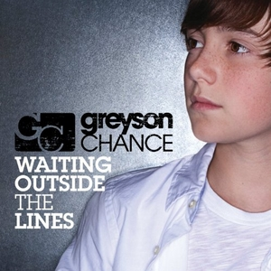 Waiting Outside The Lines (Single) album cover