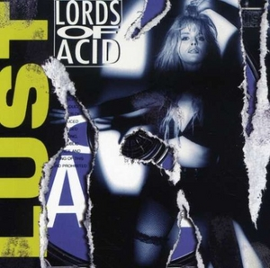 Lust Stript album cover