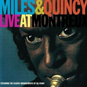 Live At Montreux album cover