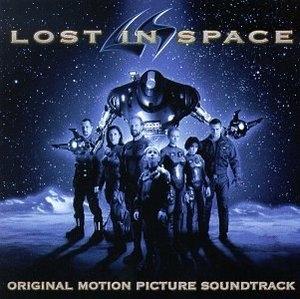 Lost In Space (Original Motion Picture Soundtrack) album cover