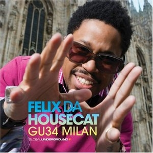 Global Underground 34: Milan album cover