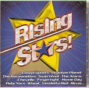 Rising Stars! album cover