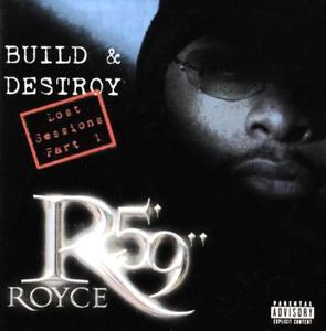 Build & Destroy (Lost Sessions Part 1) album cover