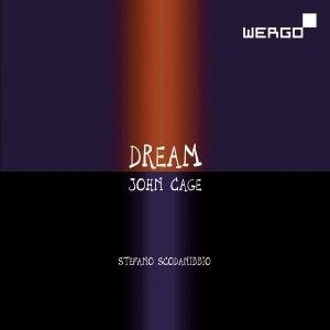 John Cage: Dream album cover