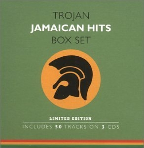 Trojan Jamaican Hits Box Set album cover