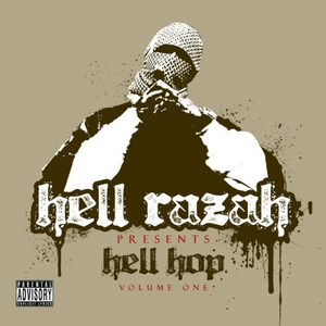 Hell Razah Presents Hell-Hop, Volume 1 album cover