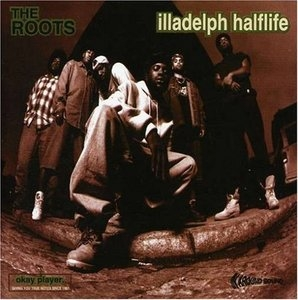 Illadelph Halflife album cover