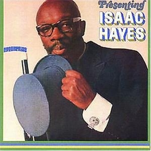 Presenting Isaac Hayes album cover