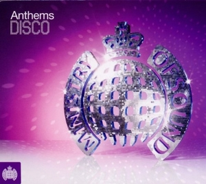 Anthems: Disco (Ministry Of Sound) album cover