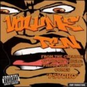 Psycho album cover