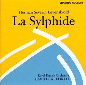 Lovenskiold-La Sylphide album cover