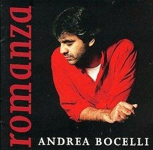 Romanza album cover