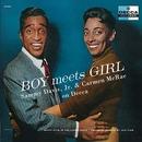 Boy Meets Girl: Sammy Dav... album cover
