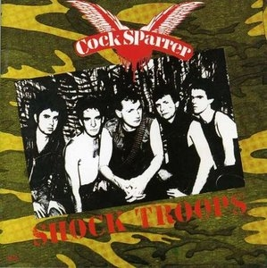 Shock Troops album cover