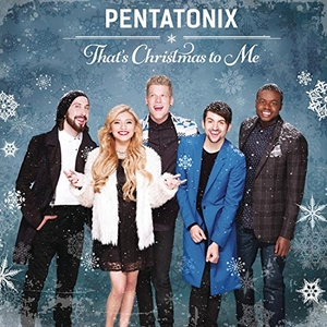 That's Christmas To Me (Deluxe Edition) album cover