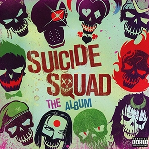Suicide Squad: The Album album cover