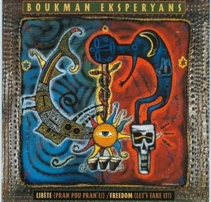 Libete (Pran Pou Pran'l)-Freedom (Let's Take It) album cover