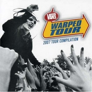 Vans Warped Tour: 2007 Compilation album cover