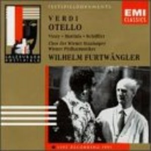 Verdi-Otello album cover