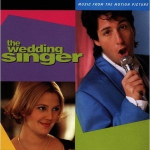 The Wedding Singer: Music From The Motion Picture album cover