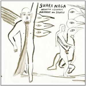 Suara Naga album cover