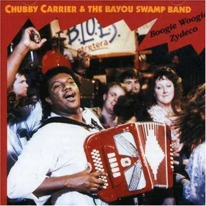 Boogie Woogie Zydeco album cover