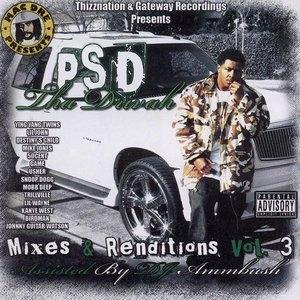 Mixes And Renditions Vol.3 album cover