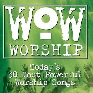 WoW Worship: Green album cover