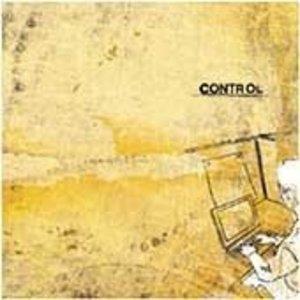 Control album cover