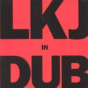 LKJ In Dub album cover