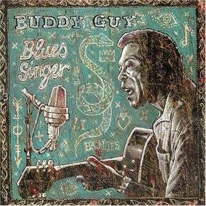 Blues Singer album cover