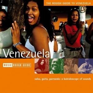 The Rough Guide To The Music Of Venezuela album cover