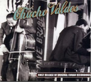 Jazzcuba, Vol. 1: Chucho Valdés album cover
