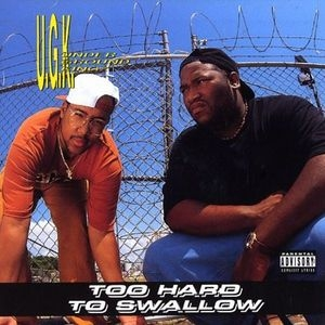 Too Hard To Swallow album cover