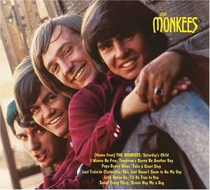 The Monkees (Deluxe Edition) album cover