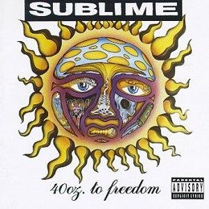 40oz. To Freedom album cover