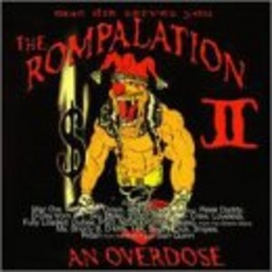 Mac Dre Presents The Rompalation, Vol.2 album cover