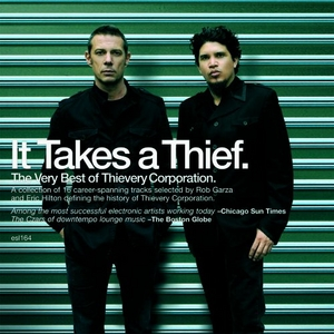 It Takes A Thief album cover
