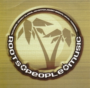 Roots People Music Vol.1 album cover