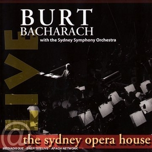 Live At The Sydney Opera House album cover