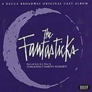 The Fantasticks (Original 1960 Off-Off Broadway Cast)  album cover