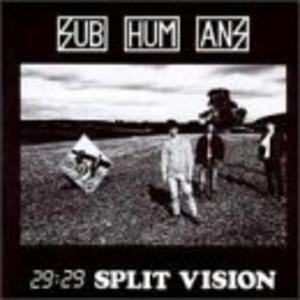 29:29 Split Vision album cover