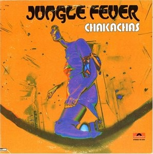 Jungle Fever album cover